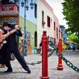 Tango en Caminito, La Boca, Ciudad de Buenos Aires