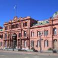 Casa Rosada, Casa de Gobierno Nacional, Ciudad de Buenos Aires