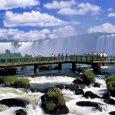 Pasarelas en Cataratas del Iguazú, Provincia de Misiones