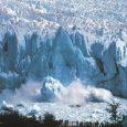 Ruptura y desprendimiento de hielo, Glaciar Perito Moreno, Provincia de Santa Cruz