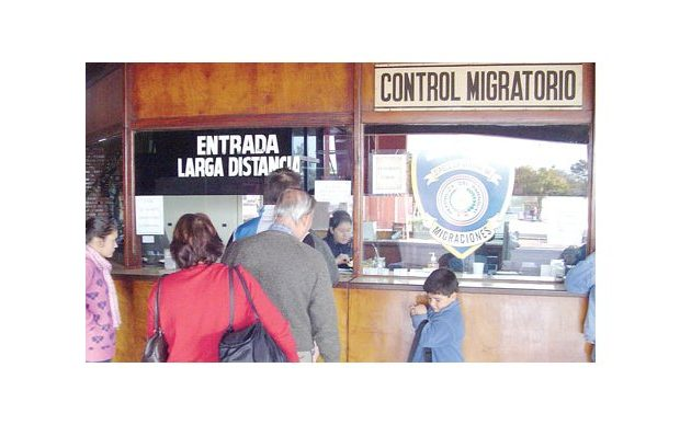 control migratorio