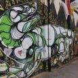 Arte urbano, Mercado de Pulgas, Colegiales, Ciudad de Buenos Aires