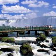Iguazú Falls footbridge, Province of Misiones