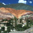 Seven Colors Mountain, Purmamarca, Province of Jujuy
