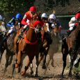 Carrera de caballos, Hipódromo de Palermo, Ciudad de Buenos Aires
