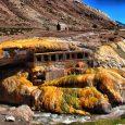Puente del Inca, Provincia de Mendoza